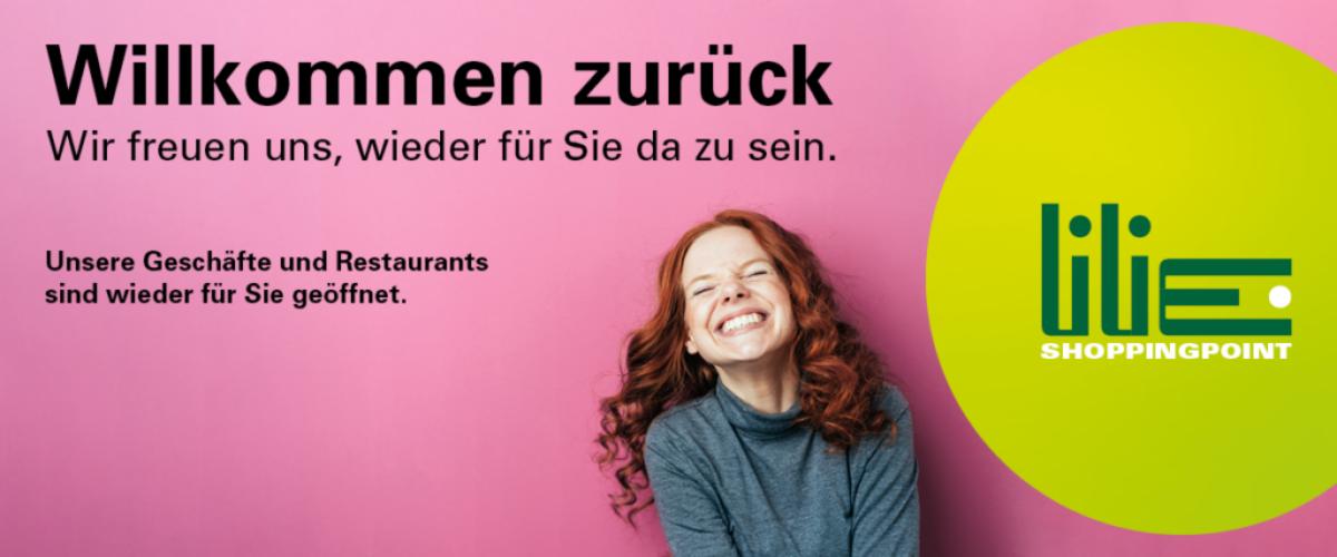 WelcomeBack Lilie Schlieren